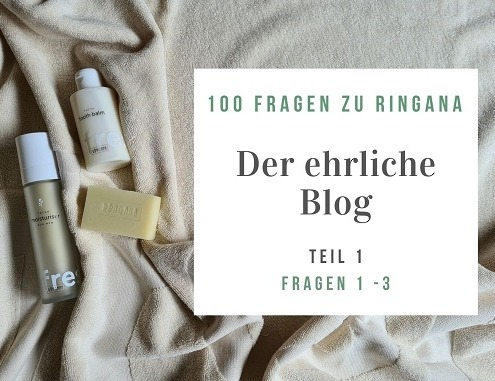 Frische - 100 Fragen zu RINGANA - Blog
