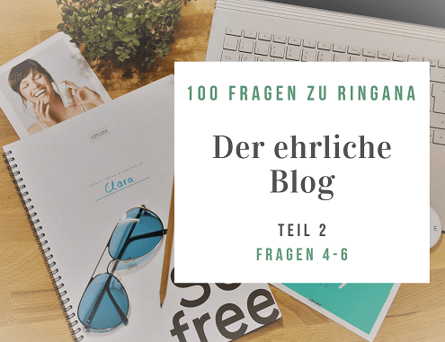 Zahnöl - 100 Fragen zu RINGANA - Blog