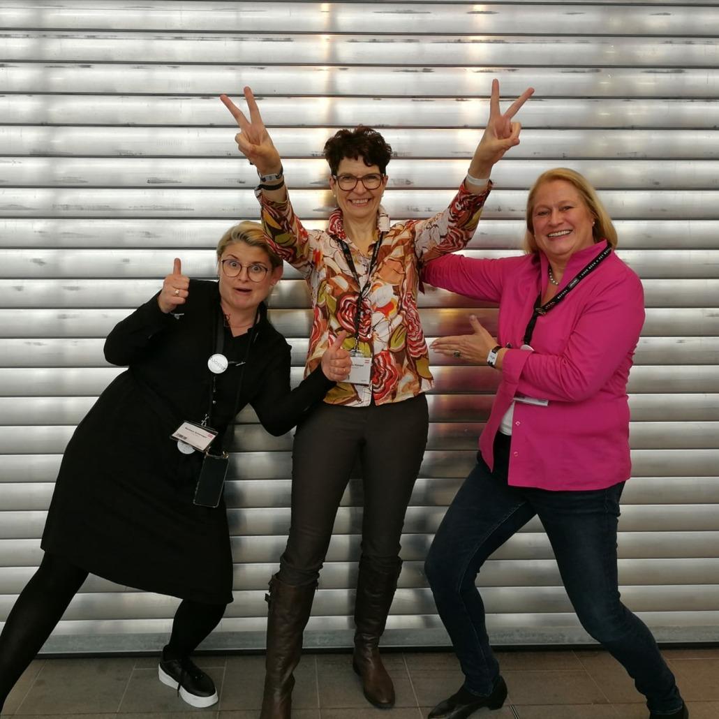RINGANA Partnerinnen Babsi, Claudia und Birgit