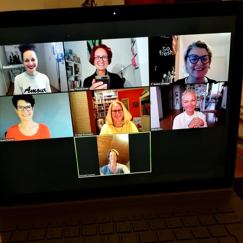 Online arbeiten im Network Marketing mit Teamwork